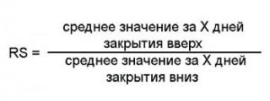 RS формула
