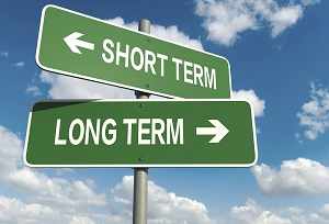 долгосрочная торговля