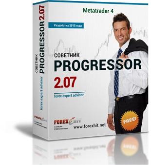 Торговый советник Progressor 2.07