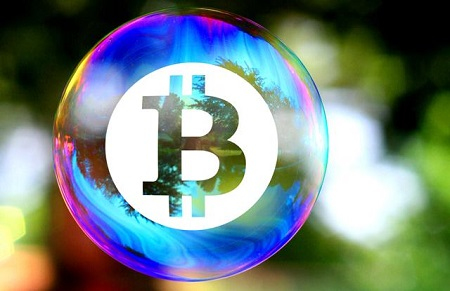 Биткоин пузырь