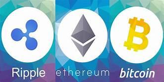 Ripple vs Bitcoin и Ethereum
