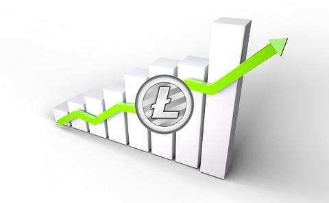 Рост стоимости Litecoin