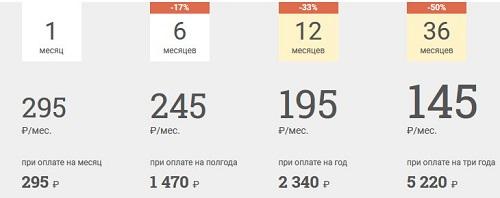 Тарифы SmartApe