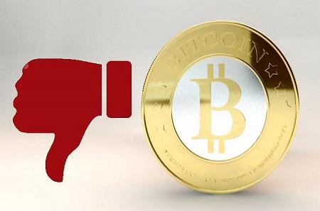 Недостатки Bitcoin
