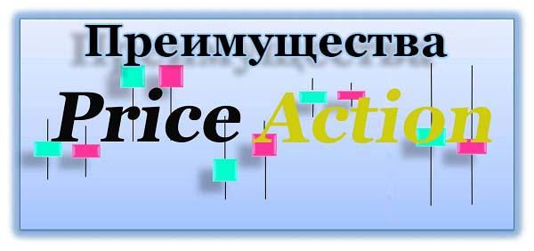 Преимущества торговли Price action