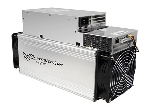 Pangolin WhatsMiner M20s