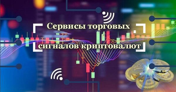 торговые сигналы криптовалют